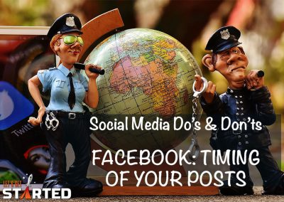 Facebook: Timing of your Posts